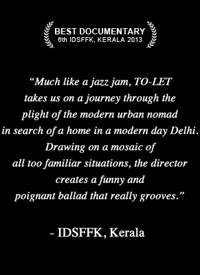 BEST DOCUMENTARY 6th IDSFFK, KERALA 2013