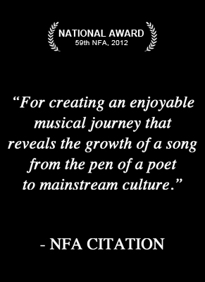 NATIONAL AWARD 59th NFA,2012